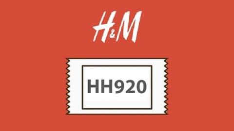 كوبون H&H