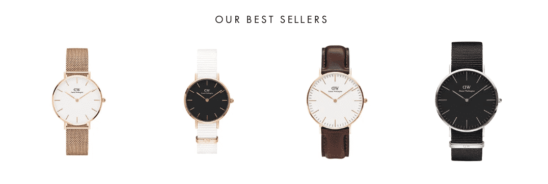 Daniel Wellington - Android
